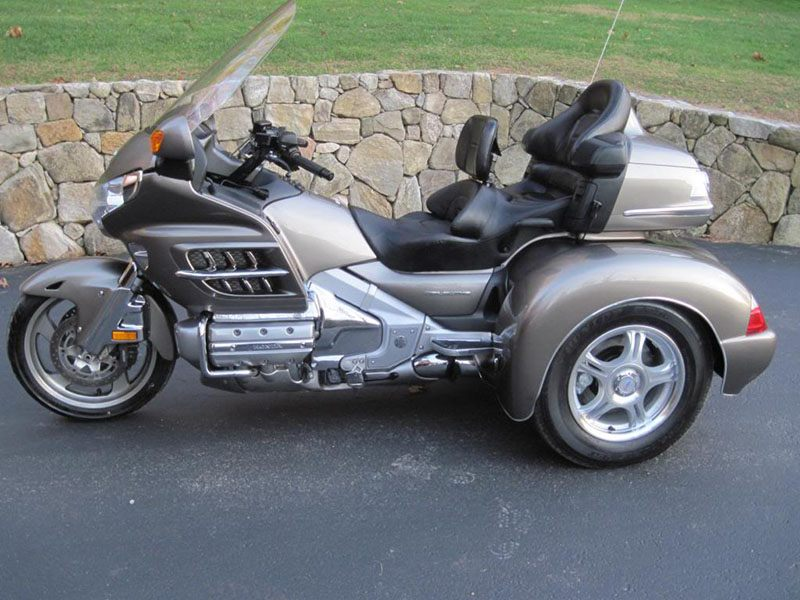 2017 Champion Trikes Goldwing 1800 Solid Axle Kit in Fairfield, Illinois