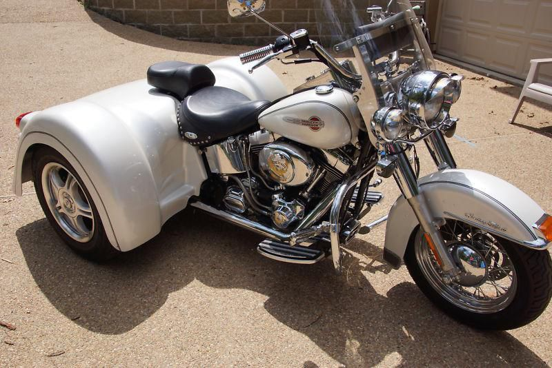 2017 Champion Trikes Harley-Davidson Softail Solid Axle in Fairfield, Illinois