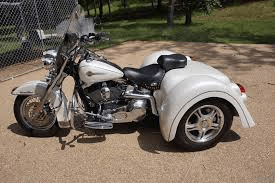 2017 Champion Trikes Harley-Davidson Softail Solid Axle in Chanute, Kansas