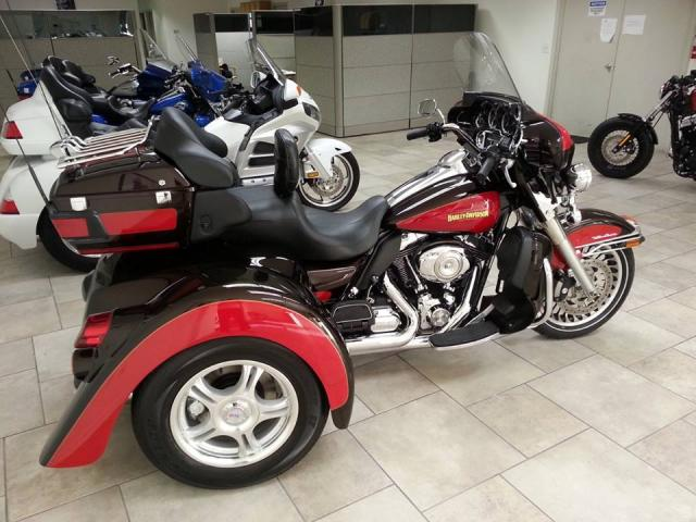 2017 Champion Trikes Harley-Davidson Touring FLH/FLT Independent Suspension Kit in Winterset, Iowa
