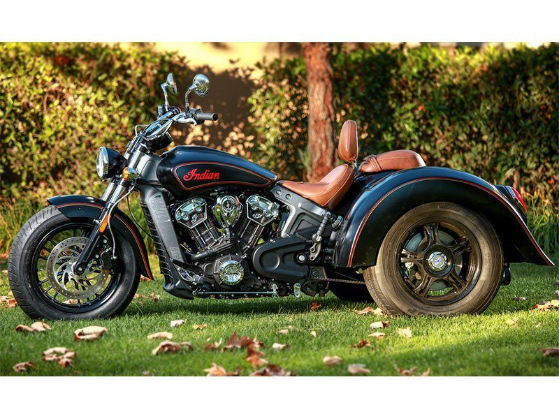 2017 Champion Trikes Indian Scout in Fairfield, Illinois