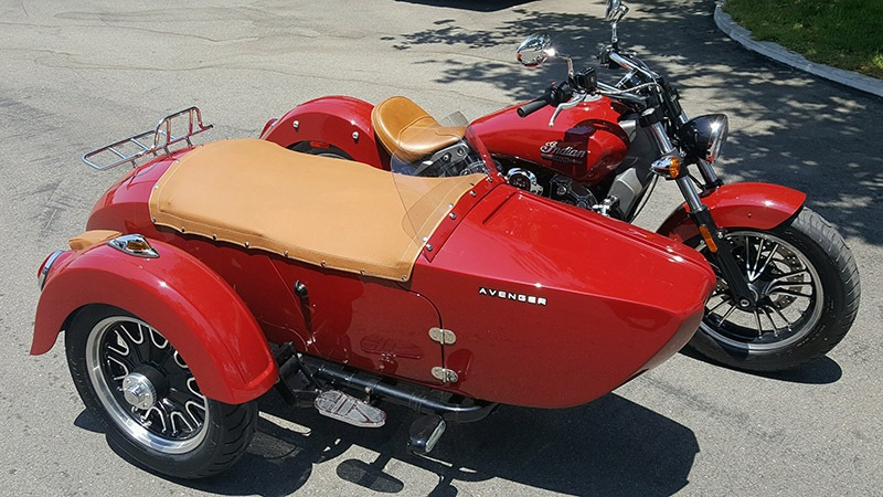 2018 Champion Trikes Avenger Sidecar in Colorado Springs, Colorado - Photo 1