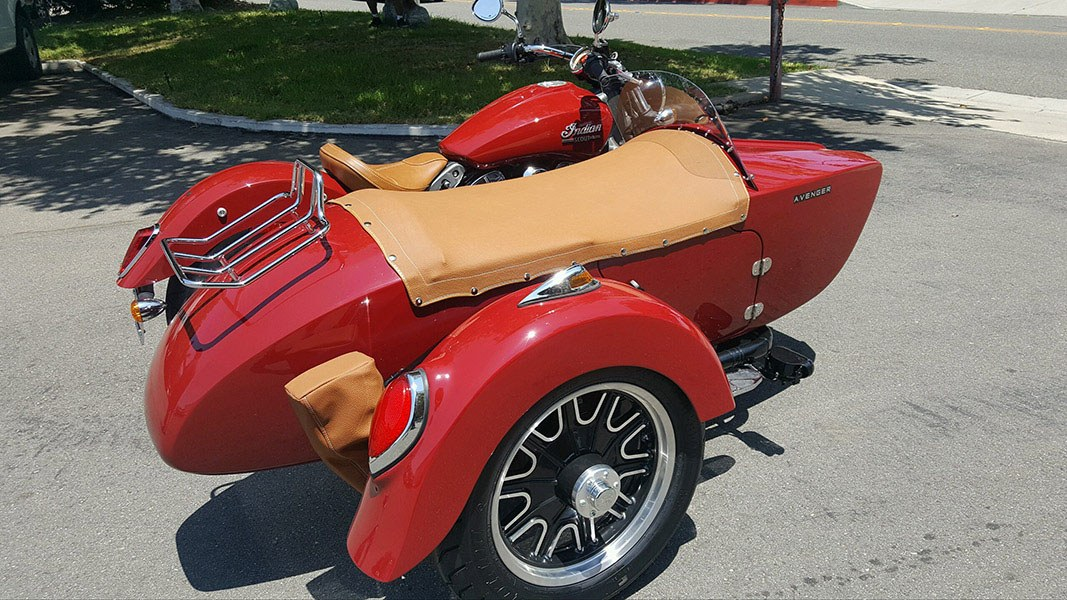 2018 Champion Trikes Avenger Sidecar in Colorado Springs, Colorado