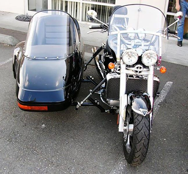 2018 Champion Trikes Escort Sidecar in Colorado Springs, Colorado