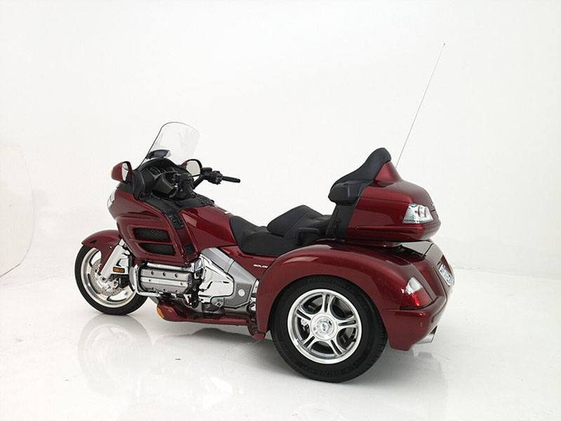2018 Champion Trikes Goldwing 1800 Solid Axle Kit in Fairfield, Illinois
