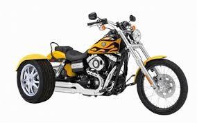 2018 Champion Trikes Harley-Davidson Open Body Dyna in Manitowoc, Wisconsin