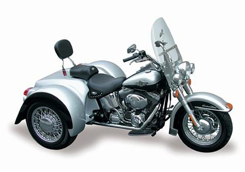 2018 Champion Trikes Harley-Davidson Softail Solid Axle in Sumter, South Carolina - Photo 1