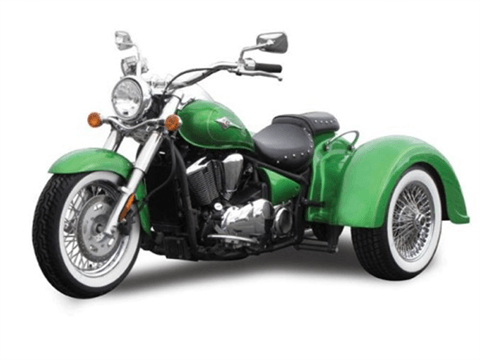 2018 Champion Trikes Kawasaki Vulcan 900 in Sumter, South Carolina