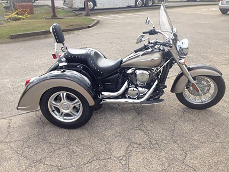 2018 Champion Trikes Kawasaki Vulcan 900 in Mount Vernon, Ohio
