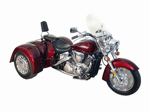 2018 Champion Trikes VTX 1300 Independent Suspension (IRS) Kit in Manitowoc, Wisconsin