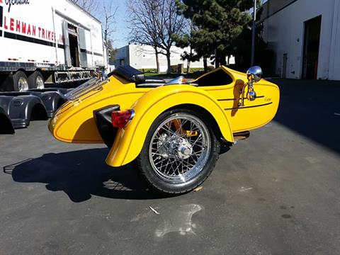 2019 Champion Trikes Vintage Sidecar in Colorado Springs, Colorado - Photo 2