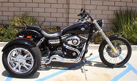 2019 Champion Trikes Harley-Davidson Open Body Dyna in Colorado Springs, Colorado