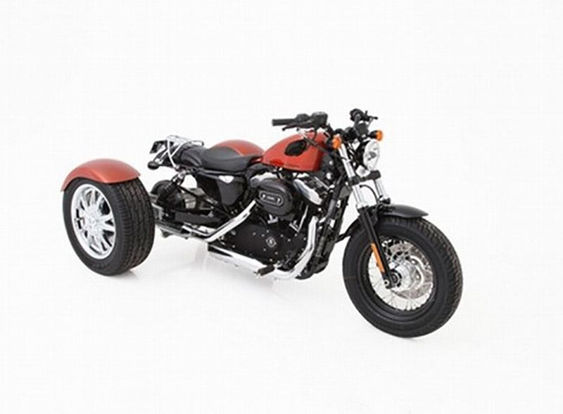 2019 Champion Trikes Harley-Davidson Open Body Sportster in Sumter, South Carolina - Photo 3