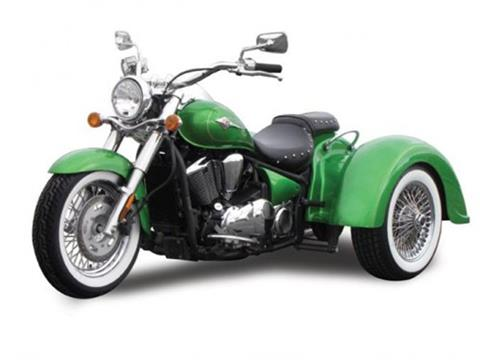2019 Champion Trikes Kawasaki Vulcan 900 in Colorado Springs, Colorado