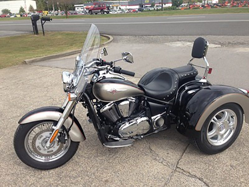 2019 Champion Trikes Kawasaki Vulcan 900 in Sumter, South Carolina - Photo 6
