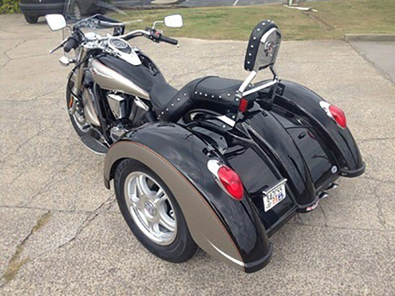 2019 Champion Trikes Kawasaki Vulcan 900 in Sumter, South Carolina - Photo 8