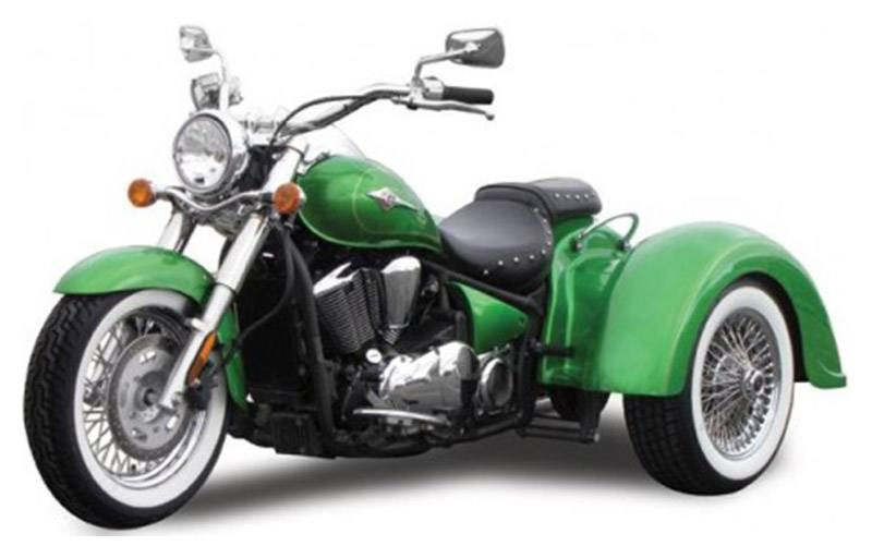 2019 Champion Trikes Kawasaki Vulcan 900 in Winchester, Tennessee - Photo 1