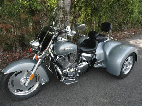 2019 Champion Trikes VTX 1300 Solid Axle Kit in Sumter, South Carolina
