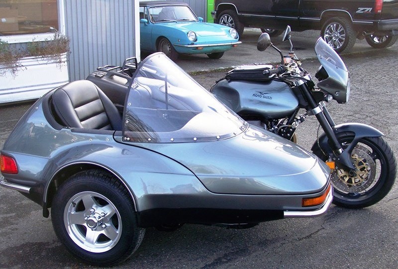 2020 Champion Trikes Escort Sidecar in Colorado Springs, Colorado - Photo 1