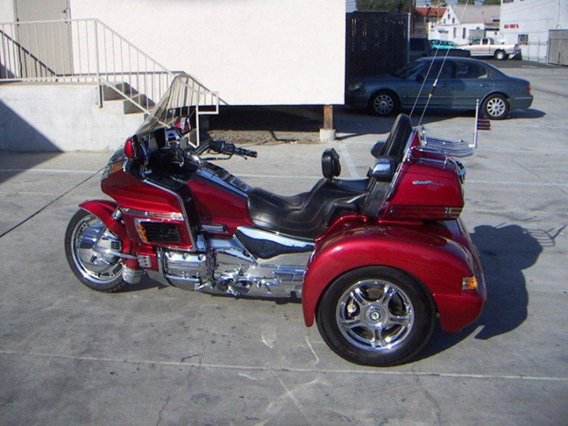 2020 Champion Trikes Goldwing 1500 in Winchester, Tennessee - Photo 3
