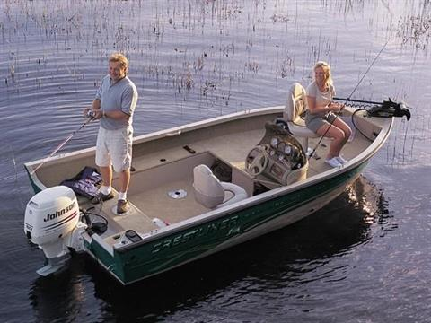 2003 Crestliner 1650 SC in Cable, Wisconsin