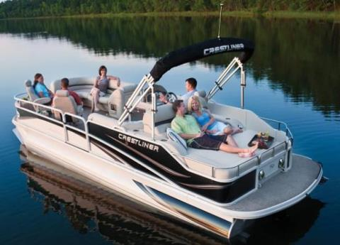 2010 Crestliner Grand Cayman 2885 I/O in Kaukauna, Wisconsin