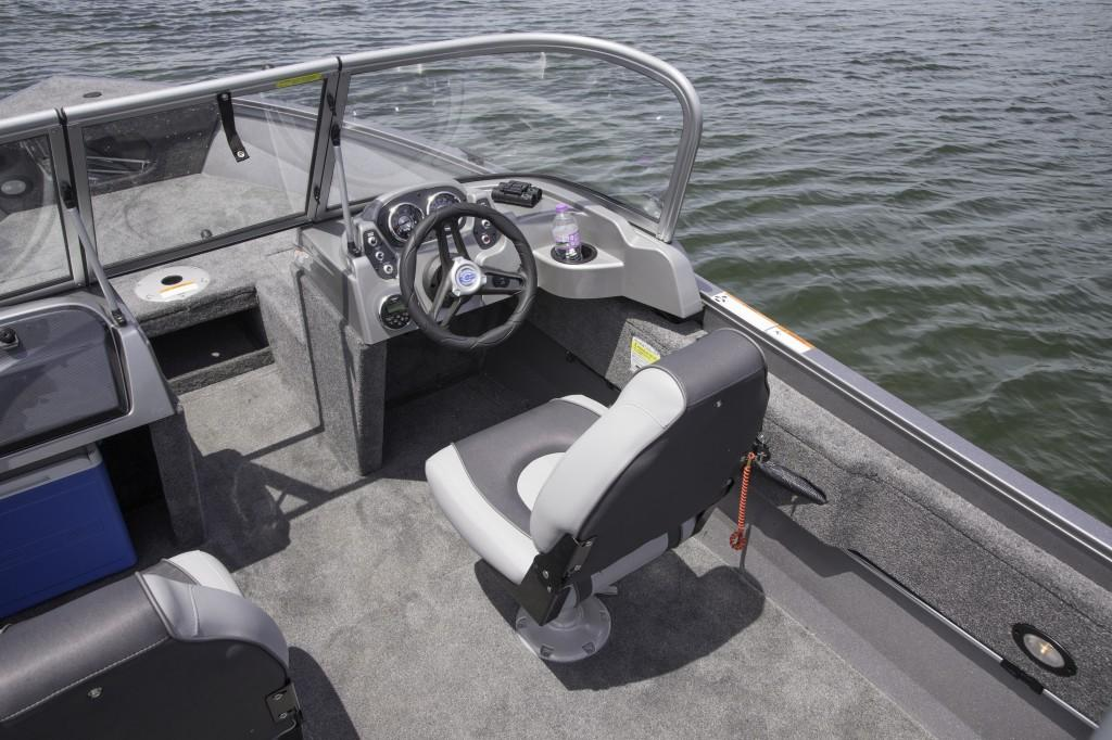 2016 Crestliner 1600 Vision in Spearfish, South Dakota - Photo 6
