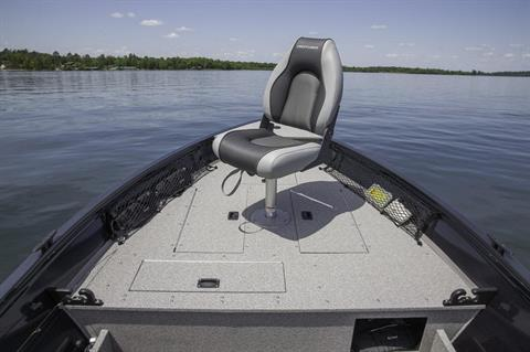 2016 Crestliner 1650 Discovery SC in Amory, Mississippi