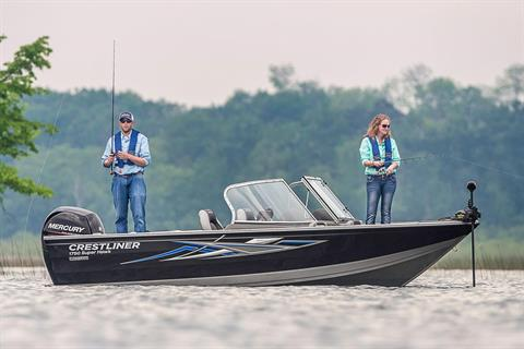 2016 Crestliner 1750 Super Hawk in Amory, Mississippi
