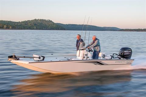 2016 Crestliner 2000 Bay in Amory, Mississippi