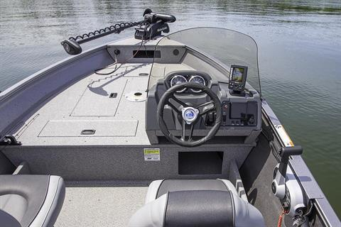 2017 Crestliner 1650 Discovery SC in Spearfish, South Dakota