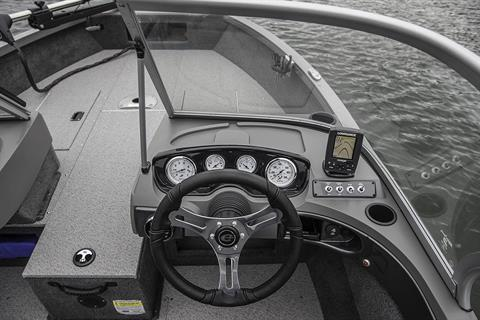 2017 Crestliner 1650 Fish Hawk WT in Amory, Mississippi