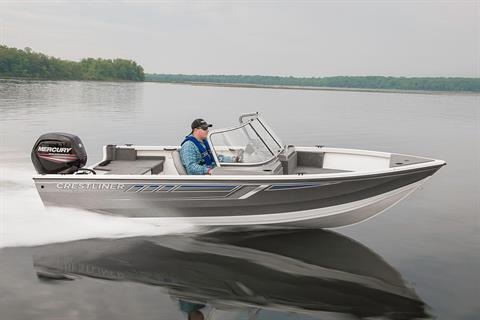 2017 Crestliner 1700 Vision in Spearfish, South Dakota