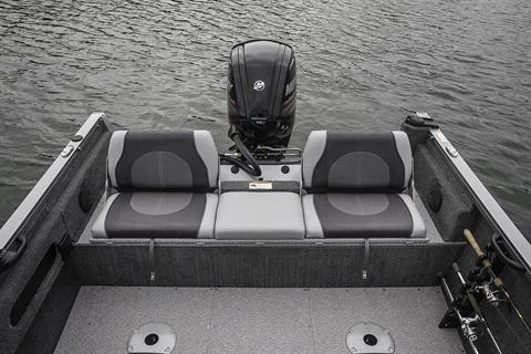 2017 Crestliner 1750 Fish Hawk SC in Amory, Mississippi
