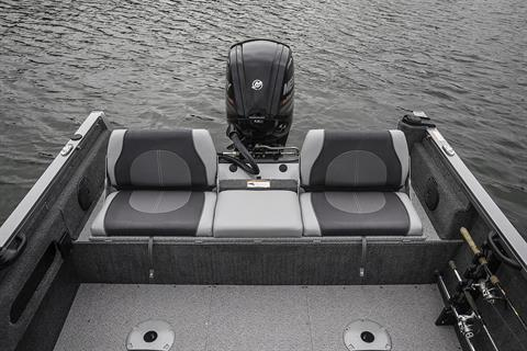 2017 Crestliner 1750 Fish Hawk WT in Amory, Mississippi