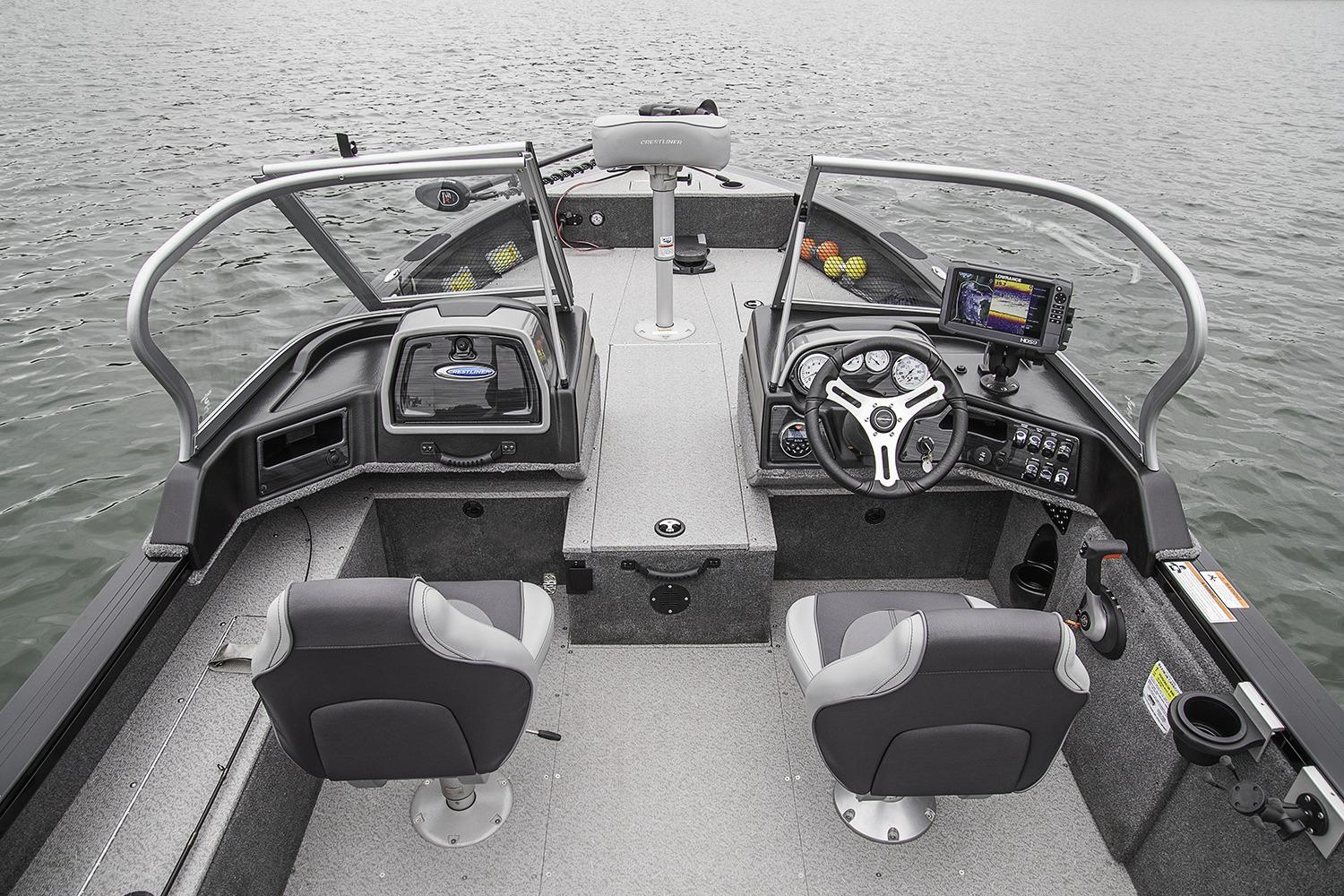 2017 Crestliner 1850 Raptor SC in Spearfish, South Dakota