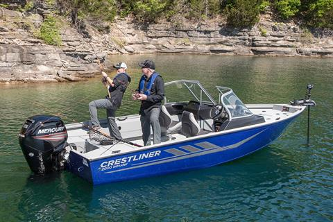 2017 Crestliner 2000 Intruder in Spearfish, South Dakota