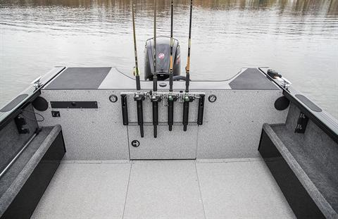 2017 Crestliner 2050 Commander Elite in Amory, Mississippi