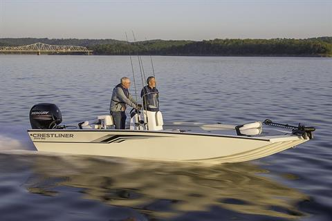 2017 Crestliner 2000 Bay in Spearfish, South Dakota