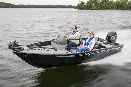 2018 Crestliner 1450 Discovery SC in Amory, Mississippi