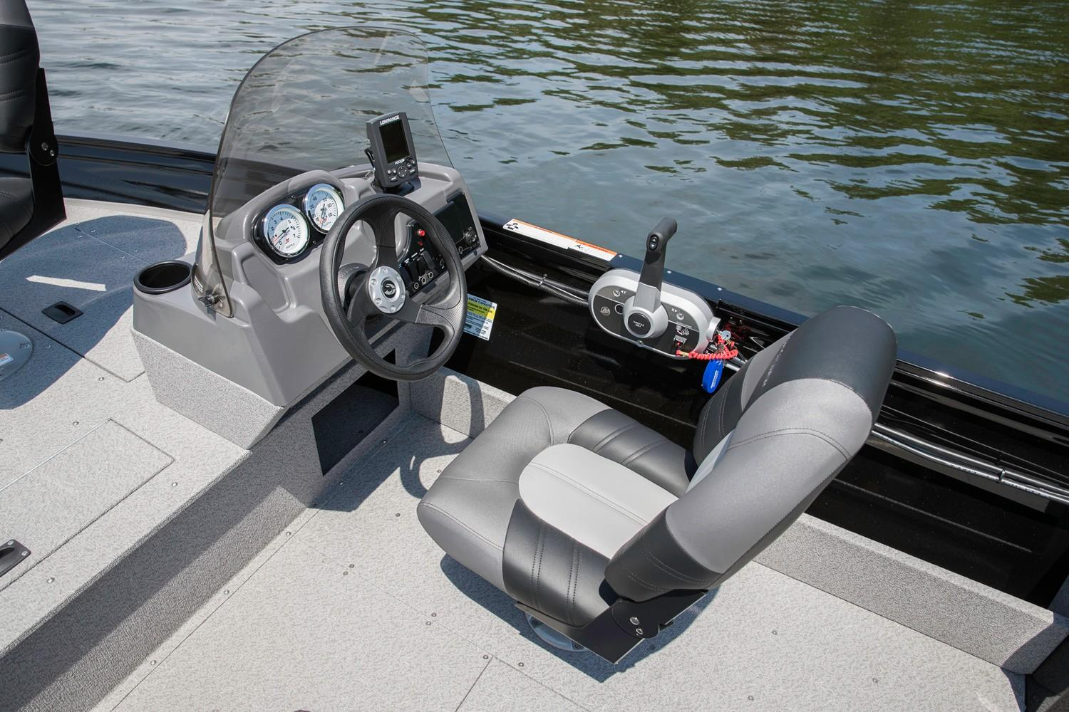 2018 Crestliner 1450 Discovery Tiller in Saint Peters, Missouri