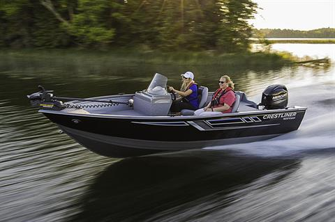 2018 Crestliner 1600 Vision in Spearfish, South Dakota