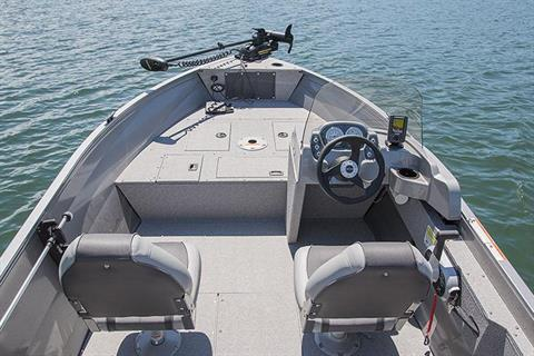 2018 Crestliner 1600 Vision in Amory, Mississippi - Photo 4