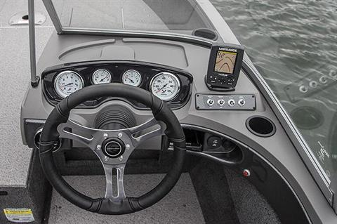 2018 Crestliner 1650 Fish Hawk SC in Cable, Wisconsin - Photo 27