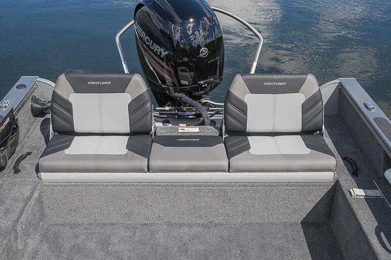 2018 Crestliner 1650 Fish Hawk SC in Cable, Wisconsin - Photo 28