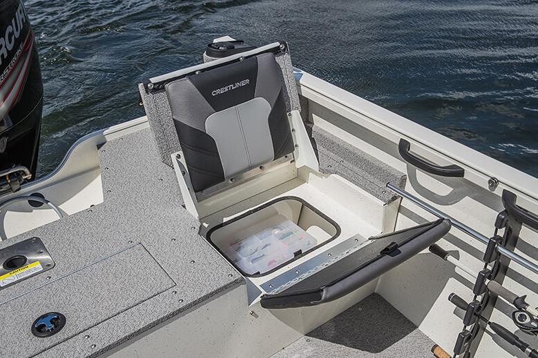 2018 Crestliner 1700 Vision in Spearfish, South Dakota