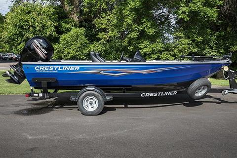 2018 Crestliner 1750 Bass Hawk in Spearfish, South Dakota
