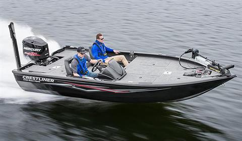 2018 Crestliner 1750 Bass Hawk in Kaukauna, Wisconsin