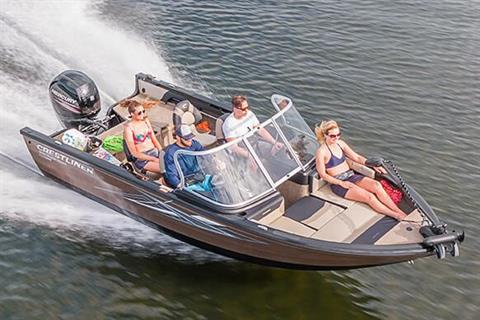 2018 Crestliner 1750 Super Hawk in Cable, Wisconsin