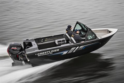 2018 Crestliner 1850 Commander Elite in Amory, Mississippi - Photo 1